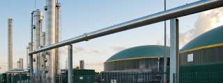 DEHN protects biogas plants