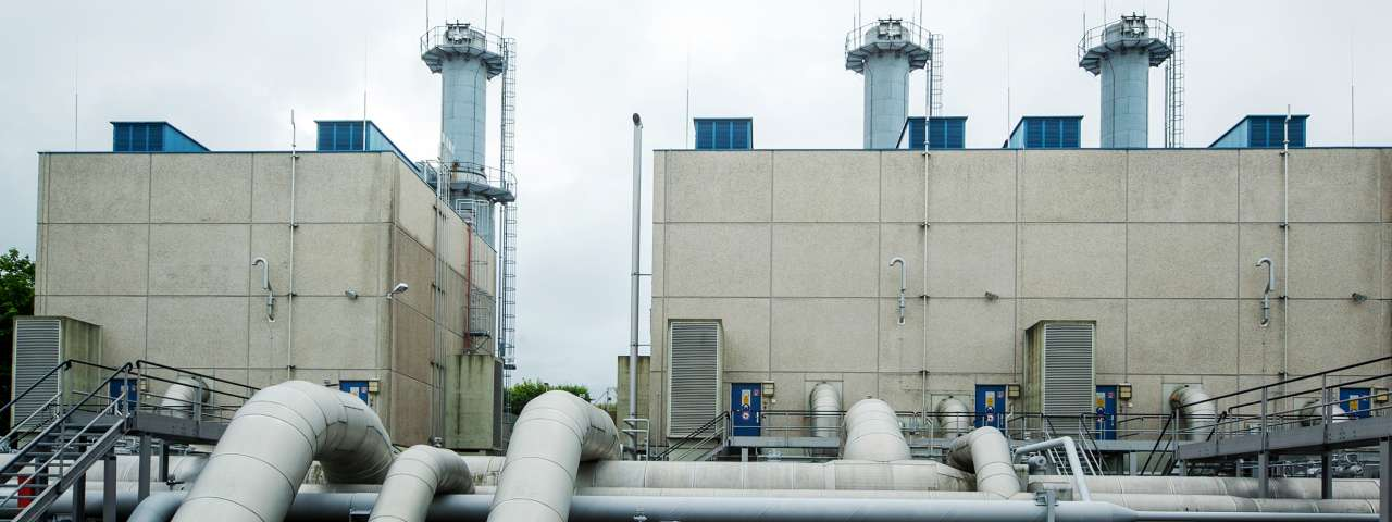 Gas Compressor Stations Lightning Protection By Dehn