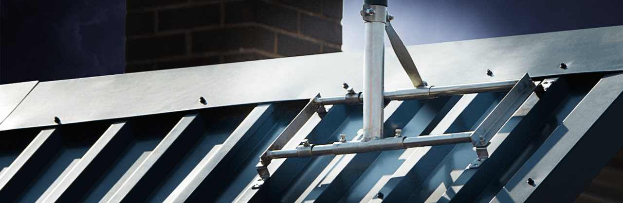 Mounting Bracket For Sloped Roofs
